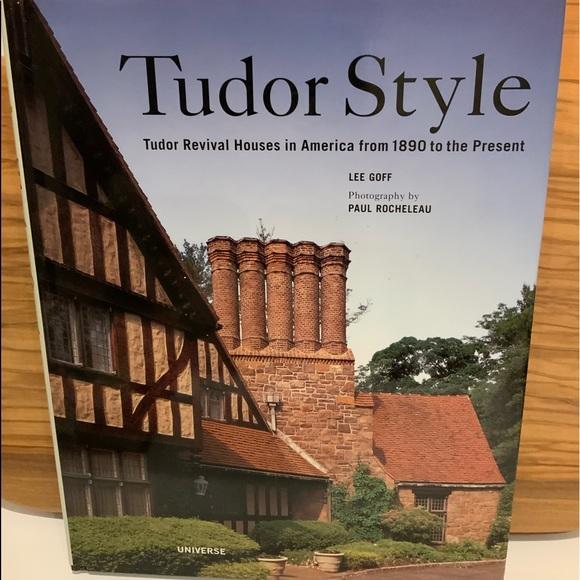Tudor Style Decor Book